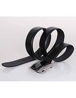 Мужской ремень батал эко кожа D-Belts S1418 черный, фото 1