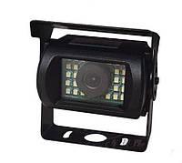 Камера заднього виду з діодним підсвічуванням для автобусів, вантажівок, спецтехніки. (КЗВ-193Д), фото 1