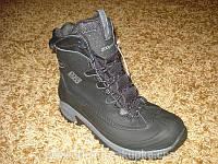 Ботинки зимние Columbia  Winter Boots черные  200-gram Thinsulate (42.5/43/43.5/44/44.5/45), фото 1