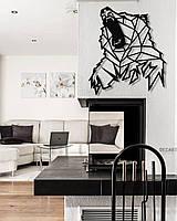 Картина з дерева 62х55 см