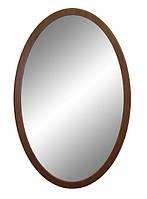 Зеркала круглые, овальные, в рамах МДФ