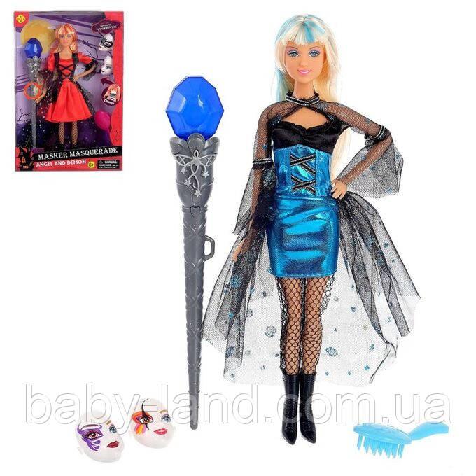 Кукла DEFA 8395-BF (Голубой)
