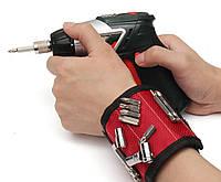 Магнитный браслет Magnetic Wristband   Строительный магнитный браслет для инструментов