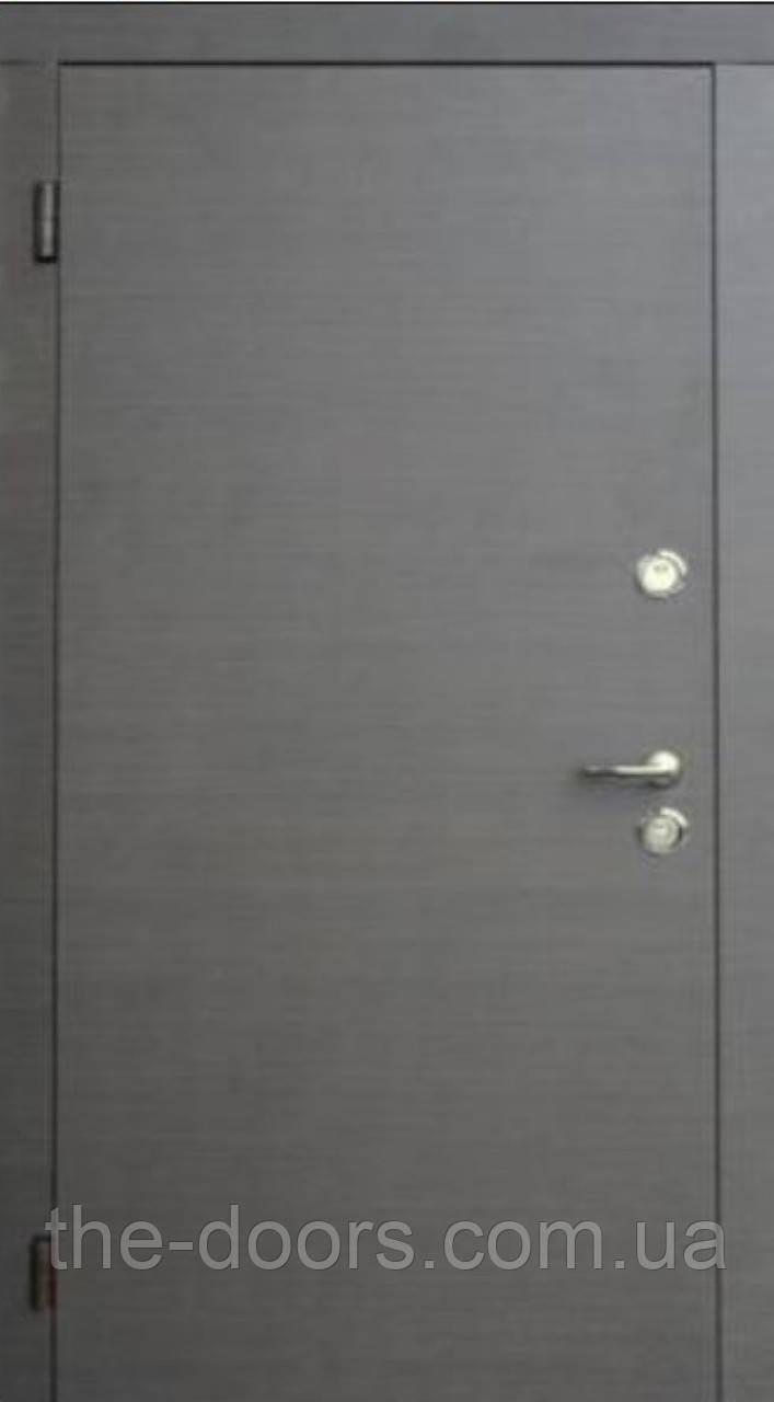 Двери входные Форт-М Гладь Трио