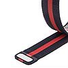 Металлический плетеный ремешок для смарт часов Samsung Galaxy Watch 46mm 22 мм, фото 2