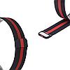 Металлический плетеный ремешок для смарт часов Samsung Galaxy Watch 46mm 22 мм, фото 4