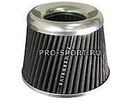 """Фильтр нулевого сопротивления """"Power Drive"""", черный, алюминий, 115х150х100 мм, d 70/82 мм универсальный"""