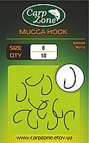 Короповий гачок Мугга Mugga Hook №6, фото 2