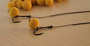 Карповый крючок Лонг Шенк Long Shank Hook №6, фото 2
