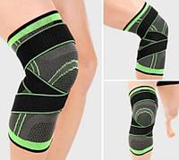 Бандаж коленного сустава KNEE SUPPORT | Наколенник | Фиксатор колена