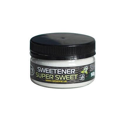 Подсластитель Carp Zone Sweetener Super Sweet 50g, фото 2