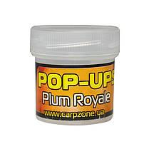 Поп Ап CarpZone Pop-Ups Method & Feeder Plum Royale (Слива Рояль) 8mm/90pc, фото 3