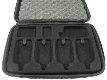 Чохол для сигналізаторів покльовки Presentation Case 4-rod+1, фото 2