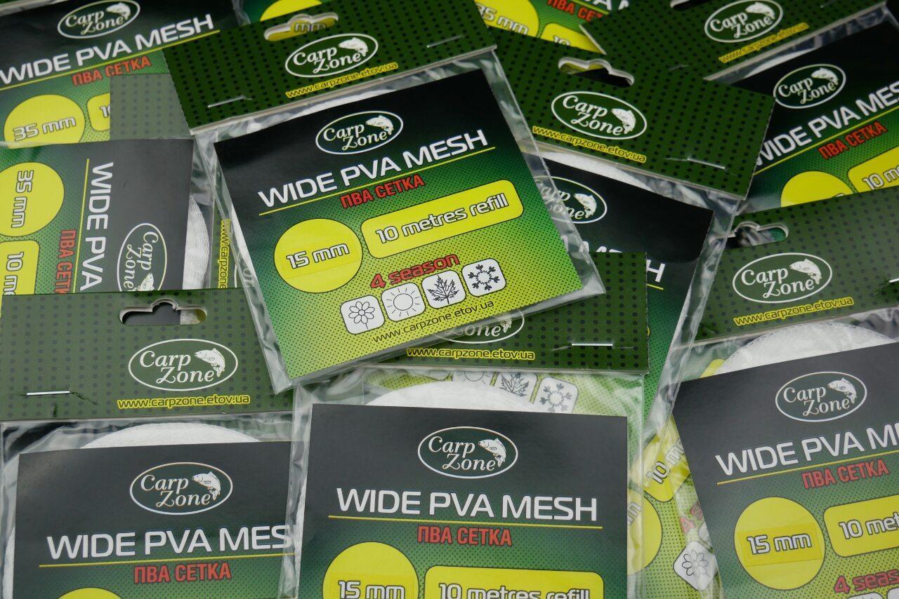 ПВА сетка (универсальная) PVA Mesh d 15mm 5m
