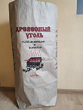 Мешки бумажные под древесный уголь 10 кг