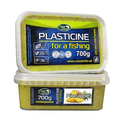Пластилин Carp Zone Plasticine Pineapple (Ананас) 700g, фото 2
