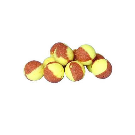 Поп Ап Pop-Ups Fluro Кrill & Pineapple (Креветка и Ананас) 11mm/10pc, фото 2