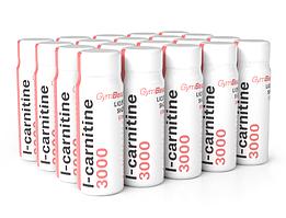 GymBeam L-Liquid Carnitine 3000 Shot 20х60ml