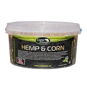 Готова коноплі і кукурудза Hemp & Corn 3L
