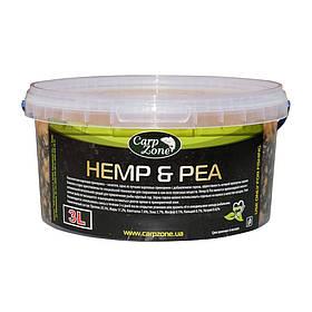Готова коноплі та горох Hemp & Pea 3L