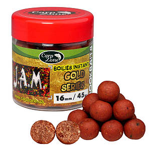 Бойлы насадочные вареные Boilies Gold series Instant Hookbaits J.A.M. 20mm/20pc, фото 2