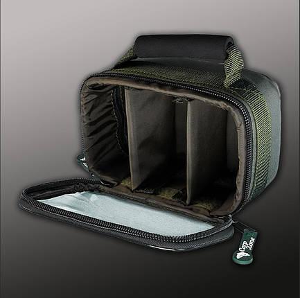 Сумка для годівниць і аксесуарів Leads and Bits Bag Clear, фото 2