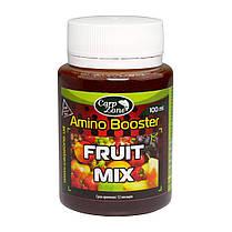 Набор Method Pellets Box Fruit Mix (Фруктовый микс) 3mm/1kg + Amino Booster 100ml + Pop-Ups 10mm/15pc, фото 2