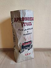 Мешки бумажные под древесный уголь 3 кг