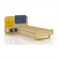 Кровать для подростков Джинс комбинированная