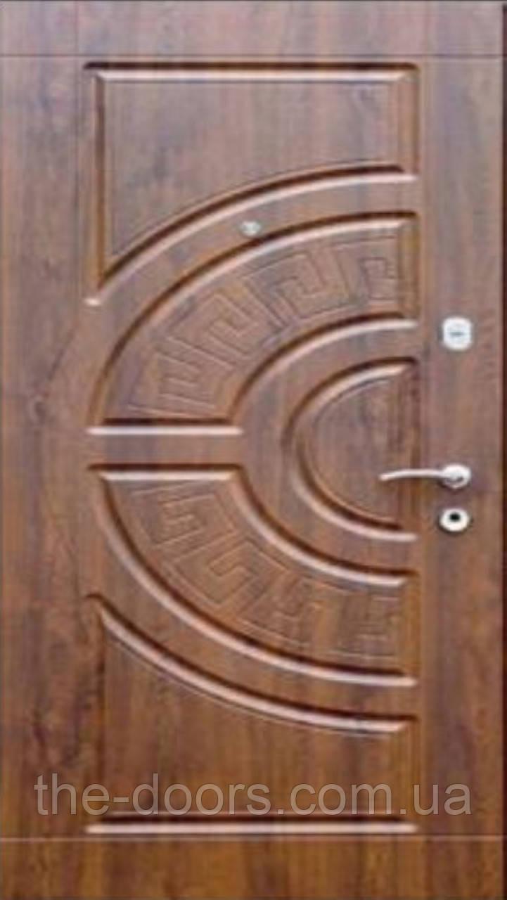 Двери входные Форт-М Греция Трио