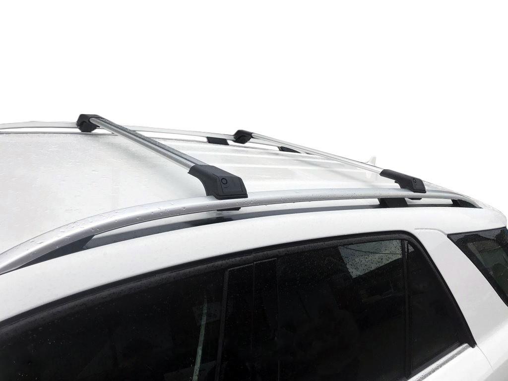 Fiat Fiorino Перемычки на рейлинги без ключа Серый / Багажник Фиат Кубо