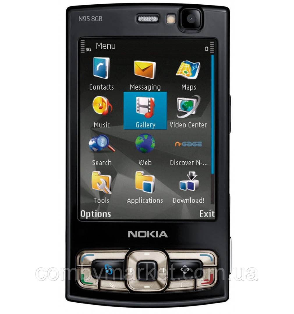 Телефон Nokia N95 8Gb black REF (слайдер)