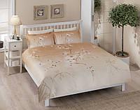 Комплект постельного белья ТАС Senfoni V53 сатин де люкс 220-200 см, фото 1