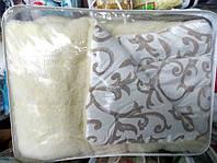 Одеяло из овечьей шерсти Лери Макс двуспальное