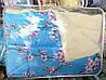 Одеяло шерстяное Лери Макс Евро размера цветущая сакура