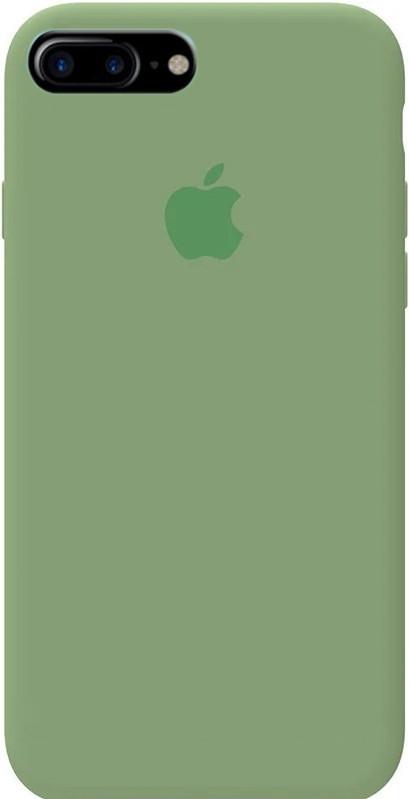 "Чехол Silicone case (A) (с закрытым низом) для Apple iPhone 7 plus / 8 plus (5.5"")"