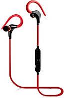 Bluetooth наушники Awei A890BL Red, фото 1