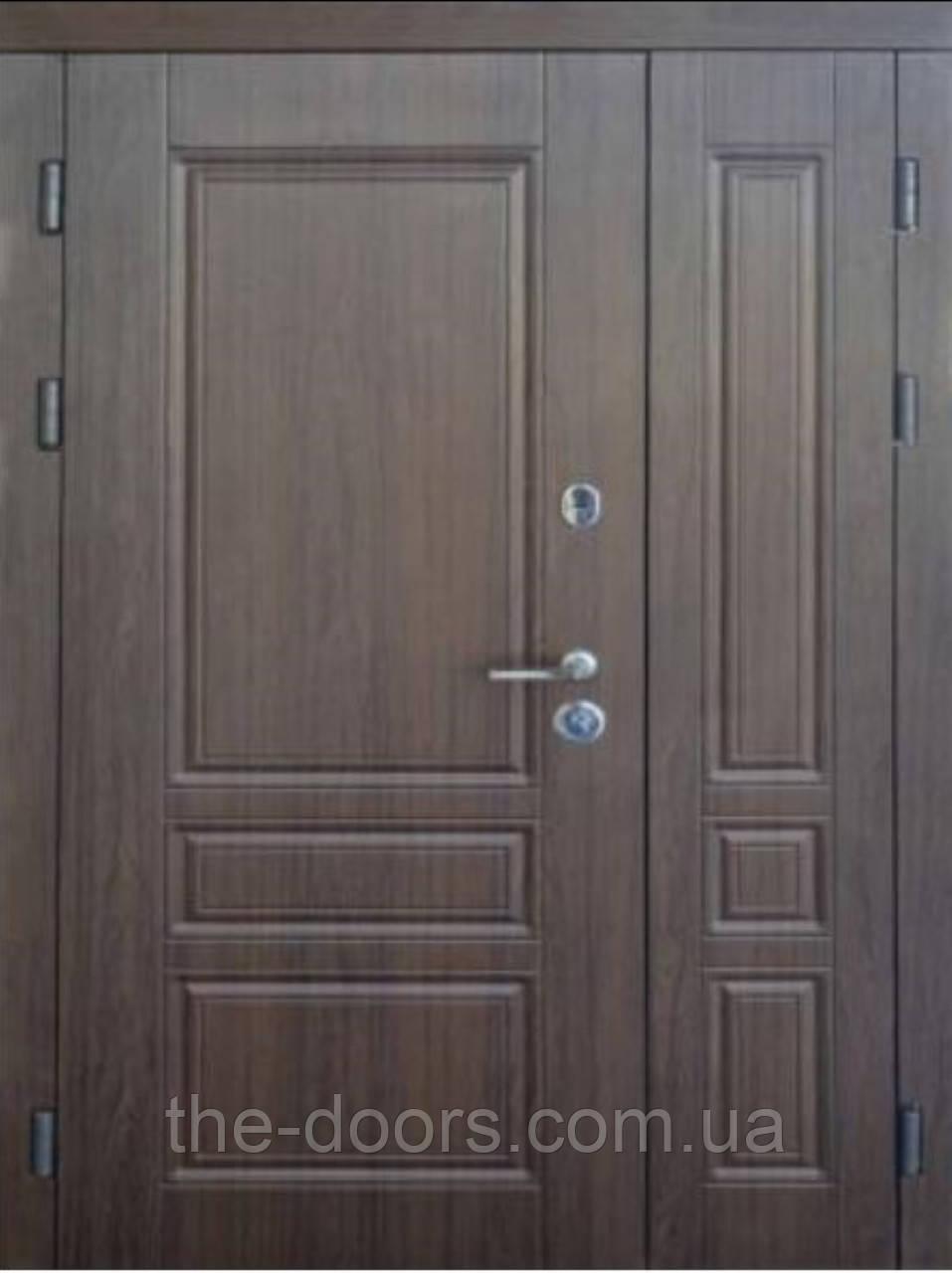 Двери полуторные Форт-М Рубин Трио