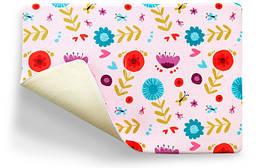Детский коврик Лана Цветущий сад Dormeo 100х150