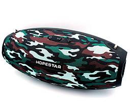 Портативная bluetooth колонка Hopestar H25 , 34Вт, камуфляж