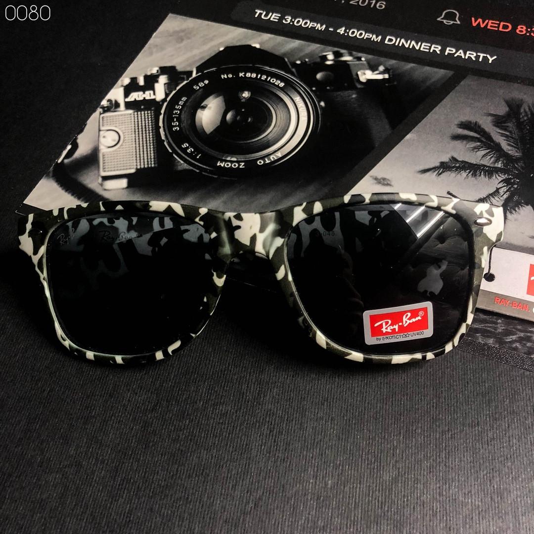 Мужские камуфляжный солнцезащитные очки Ray Ban