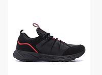 Чоловічі шкіряні кросівки MERRELL black чорні, фото 1