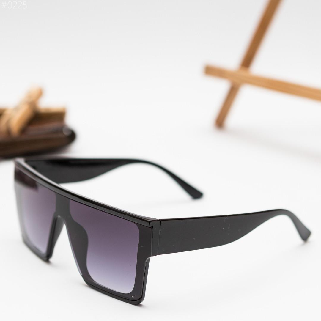 Чоловічі сині сонцезахисні окуляри