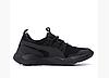 Чоловічі шкіряні кросівки Puma Runner black чорні