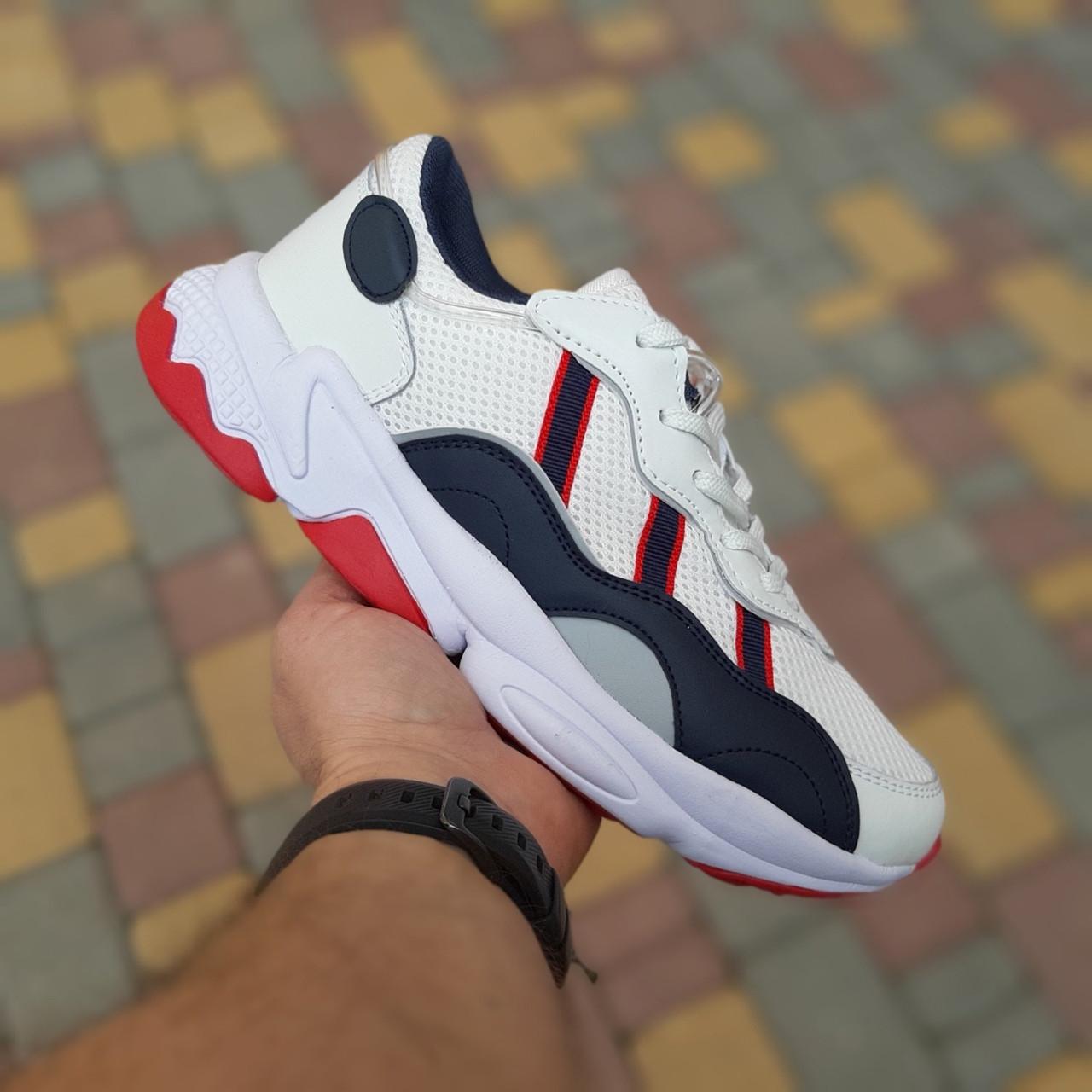 Кросівки чоловічі розпродаж АКЦІЯ 650 грн Adidas 41й(26см), 44й(28см) останні розміри люкс копія