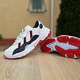 Кросівки чоловічі розпродаж АКЦІЯ 650 грн Adidas 41й(26см), 44й(28см) останні розміри люкс копія, фото 6