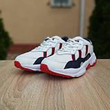 Кросівки чоловічі розпродаж АКЦІЯ 650 грн Adidas 41й(26см), 44й(28см) останні розміри люкс копія, фото 10
