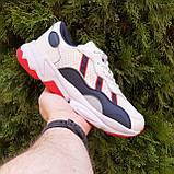 Кросівки чоловічі розпродаж АКЦІЯ 650 грн Adidas 41й(26см), 44й(28см) останні розміри люкс копія, фото 9