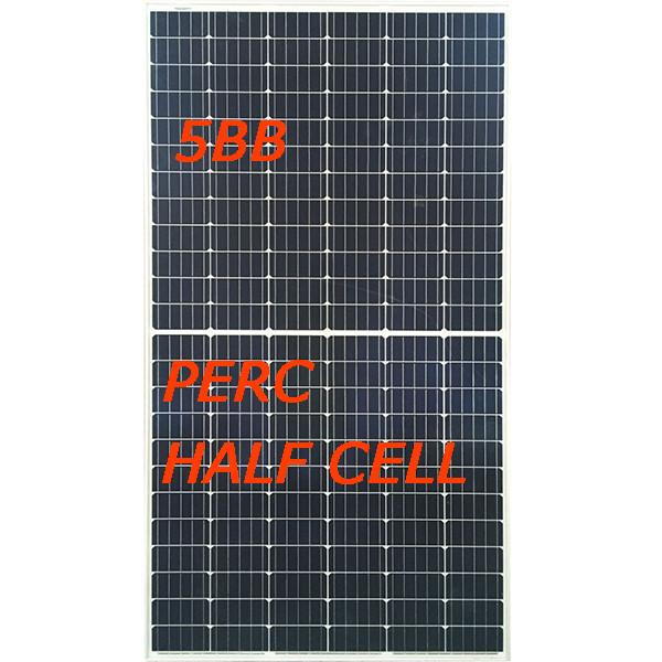 Солнечная батарея 375Вт моно, RSM144-6-375M, 5BB, Risen