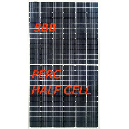 Солнечная батарея 375Вт моно, RSM144-6-375M, 5BB, Risen, фото 2